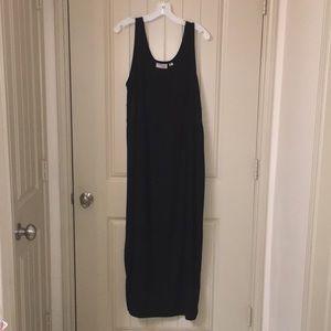 Avenue ladies plus black maxi dress size 22/24